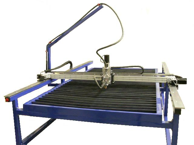 MD4x8 Plasma/Router Cutting Table
