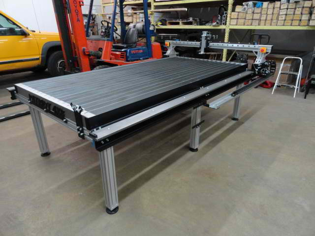 Patriot 4x8 Plasma Cutting Table